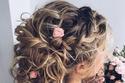 تسريحة شعر عروس ٢٠١٧