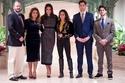 ياسمين صبري برفقة أفراد عائلتها بلقطة عفوية