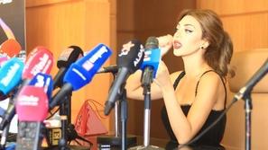 تصرفات ميريام فارس في المغرب تثير الجدل.. وتعليق وليد توفيق على كلامها