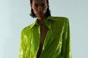 لون أخضر زاهي مميز للربيع