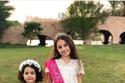 رهف حفيدة هيفاء وهبي يوم عيد ميلادها