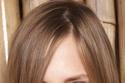 تسريحات تكثف الشعر الخفيف أملس