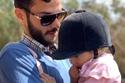 ابنة مريم حسين الصغيرة