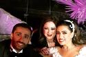الصور الأولى لزفاف ابنة صفاء أبو السعود وصالح كامل