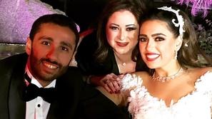 صور مسربة لزفاف ابنة صفاء أبو السعود وصالح كامل: فخامة الديكور لا توصف