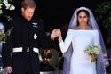 فستان زفاف ميغان ماركل من بيت أزياء  Givenchy