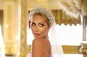 خبيرة الموضة نيفين سكيكي تدخل القفص الذهبي بفستان يسحر العيون بأناقته