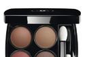 """ظلال العيون ذات ألوان ترابية من """"Chanel"""""""