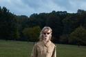 بدلة تنورة باللون البيج من Stella McCartney