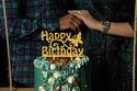 روزانا اليامي تحتفل بعيد ميلادها مع زوجها خالد