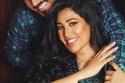 رومانسية روزانا اليامي مع زوجها في عيد ميلادها