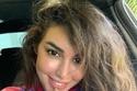 ياسمين صبري في إطلالة messy hair