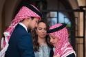 أبناء الملك عبد الله الثاني