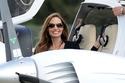 Angelina Jolie jet-plane-helicopter