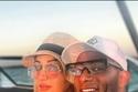 محمد رمضان برفقة زوجته