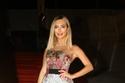 ستيفاني صليبا في فستان من تصميم حسين بظاظا