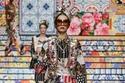 جمبسوت شورت مع جاكيت قصير من مجموعة Dolce & Gabbana