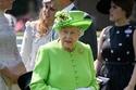الملكة إليزابيث في رويال سكوت عام 2017