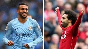 صور: اللاعبون الأعلى أجرًا في الدوري الإنجليزي.. ضمنهم صلاح ومحرز