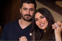 الدكتورة خلود وزوجها أمين