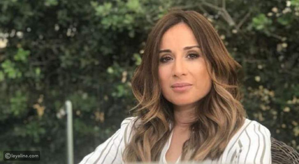 كارين رزق الله ترد على الهجوم عليها بسبب صورة شبه عارية