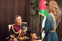 صور الملكة رانيا تألق بالقفطان المغربي خلال احتفال مئوية الثورة العربية الكبرى