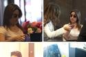"""10 صور لم تعرض من حلقة بوسي في """"رامز بيلعب بالنار"""""""