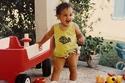 لقطة من طفولة نور عمرو دياب تُنشر لأول مرة