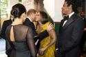 بيونسيه تتلقى تحية الأمير هاري