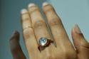 خاتم الخطوبة Secret Star Moonstone Ring