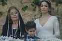 """فستان زفاف نادين نسيب نجيم في مسلسل """"الهيبة"""""""