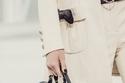 حقيبة Chanel الكلاسيكية من مجموعة ربيع وصيف 2021