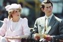 الأميرة ديانا والأمير تشارلز لم يكونا سعيدين خلال زواجهما