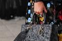 تصميم حقيبة Lady Dior الجلدية
