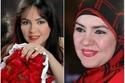منال عبد اللطيف قررت الاعتزال وارتداء الحجاب وابتعدت عن الأضواء إلا في ظهورات نادرة