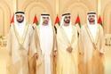 صور حفل زفاف أبناء حاكم دبي بحضور شيوخ وحكام الإمارات