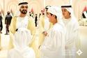 أحفاد الشيخ محمد بن راشد آل مكتوم من حفل زفاف أنجاله