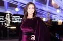 تصميم فستان هند صبري يحمل توقيع المصممة المصرية مرمر حليم