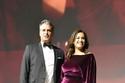 فستان هند صبري بمهرجان مراكش يحمل توقيع المصممة المصرية مرمر حليم
