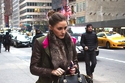 """استوحي أفكار لملابسك الشتوية من """"Olivia Palermo"""""""