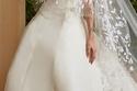 مجموعة فساتين زفاف كارولينا هيريرا ربيع 2017 من أسبوع نيويورك للعروس