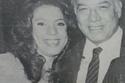 فريد شوقي مع ابنته مها