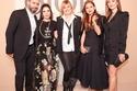 إطلالات النجمات المصريات بعرض أزياء Dior في دبي
