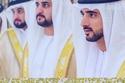 صور التهاني تنهال على محمد بن راشد آل مكتوم بعد عقد قران أبنائه