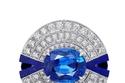 تصميم أنيق لخاتم الياقوت من مجموعة Cartier High JewelrySur Naturel