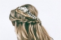 اكسسوارات شعر عروس ٢٠١٧