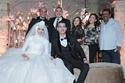 سلمى ابنة سليمان عيد في حفل زفافها