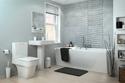ديكور حمامات 2021 أبيض