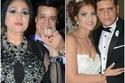 صور الفنان حلمي عبد الباقي يحتفل بزفاف ابنته ماهيتاب بحضور الفنانين وفستان الزفاف تحفة فنية!