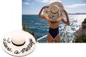 احمي شعرك من أشعة الشمس بفخامة مع قبعات الشاطئ
